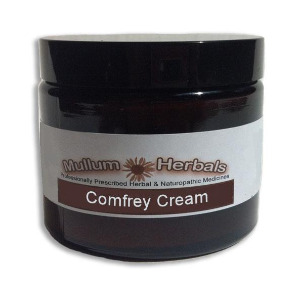 Web Cream Comfrey jar
