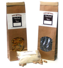 Dried Herbs (Organic where possible)