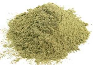 powder herbs