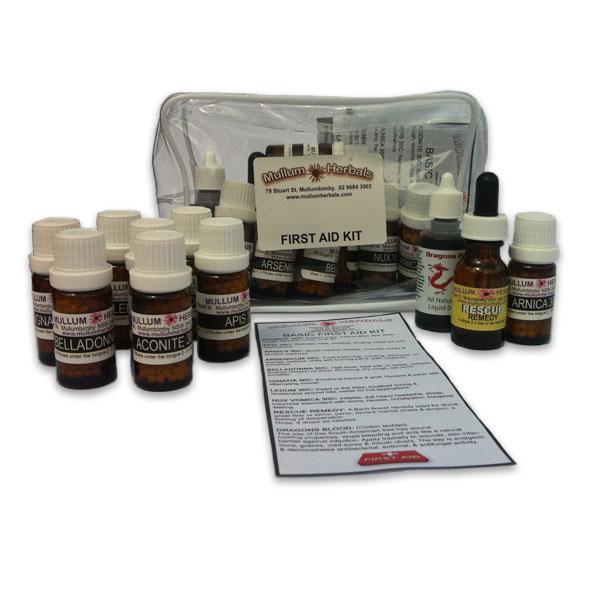 web basic 1st aid kit